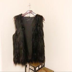 Foxiedox Faux Fur Vest.